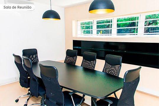 sala de reunião pinheiros